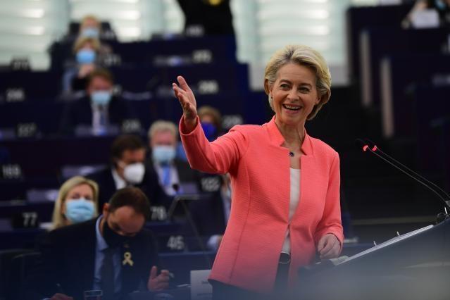 Govor predsjednice von der Leyen o stanju Unije: osnažimo dušu Europe