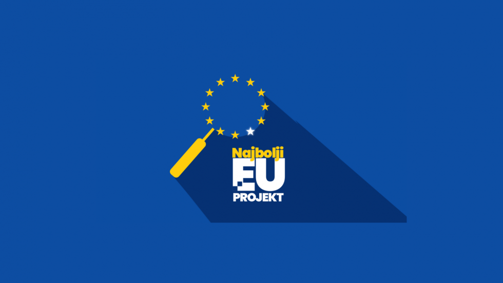 GLASUJTE ZA NAJBOLJI EU PROJEKT U HRVATSKOJ 2021. GODINE