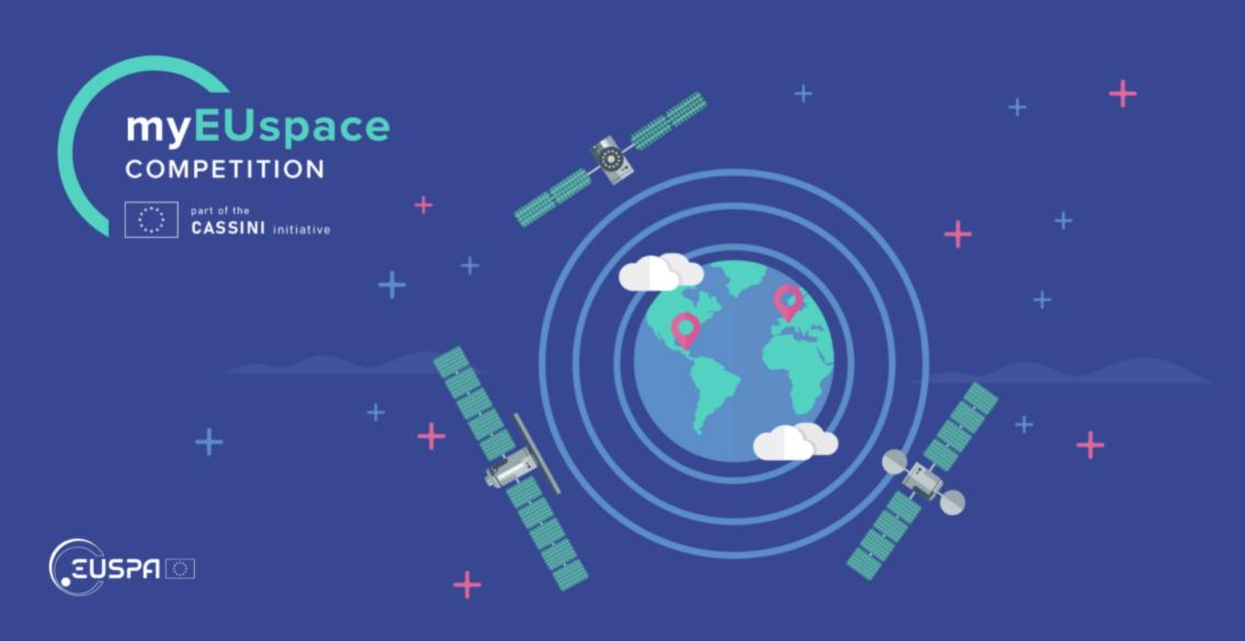 EUSPA pokreće natječaj Moj EU svemir #myEUspace, čime otvara više prostora za inovacije i poduzetnike u EU-u